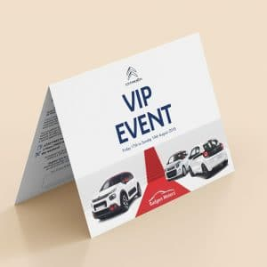 Vip Event for Citroen